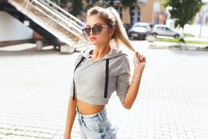Beautiful Stylish Girl Wallpaper