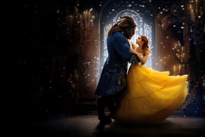 Beauty And The Beast HD Wallpaper