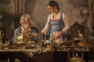Beauty And The Beast Kevin Kline Emma Watson