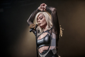 Bebe Rexha Live Performace