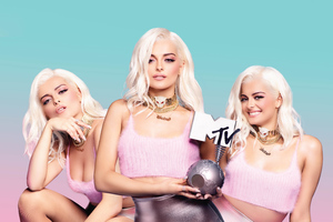 Bebe Rexha MTV Wallpaper