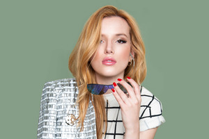 Bella Thorne Marie Claire Wallpaper