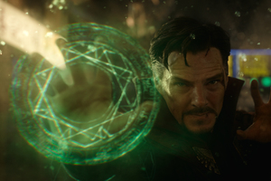 Benedict Cumberbatch Doctor Strange Wallpaper