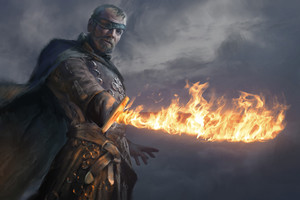 Beric Dondarrion Wallpaper