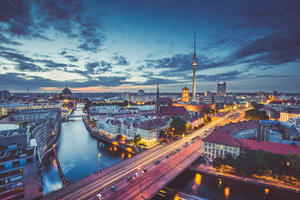 Berlin Capital Of Germany 5k Wallpaper