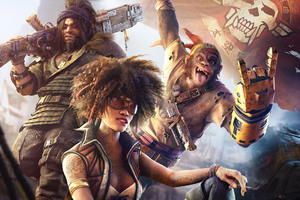 Beyond Good And Evil 2 2017 Wallpaper