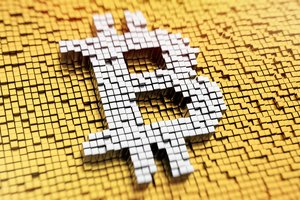 Bitcoin 3d Wallpaper
