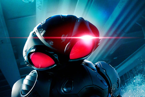 Black Manta Aquaman 2018 Wallpaper