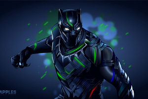Black Panther Amazing Art