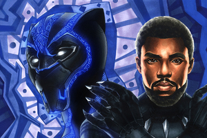 Black Panther Amazing Artwork