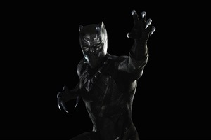 Black Panther Captain America Civil War Wallpaper