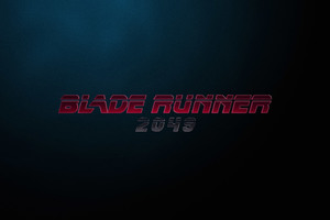 Blade Runner 2049 Logo 5k Wallpaper
