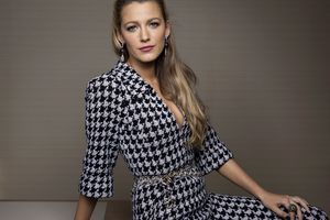 Blake Lively American Actress