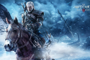 Blizzard Gerald Roach The Witcher 3 Wallpaper