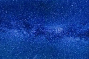 Blue Milky Way 8k