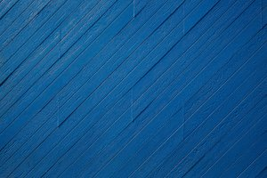 Blue Wood Pattern 4k Wallpaper