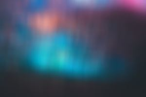 Blur Blue Gradient Cool Background Wallpaper