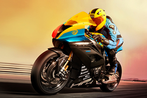 Bmw 1000 RR 4k Wallpaper