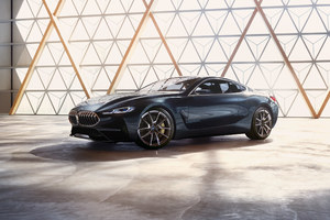 BMW 8 Series Concept Car