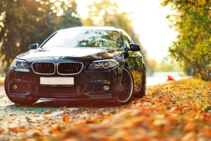 Bmw Black Beauty