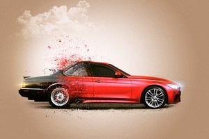 Bmw Cgi Car
