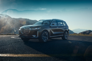 BMW Concept X7 IPerformance 2017