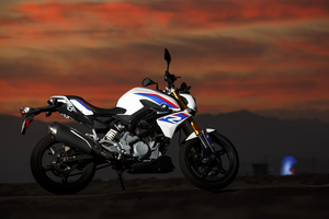 Bmw G310 R Wallpaper