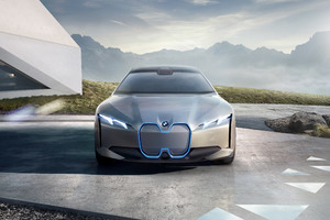 BMW I Vision Dynamics 2017 Wallpaper