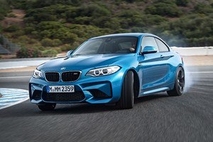 BMW M2 Drift Race Tracks