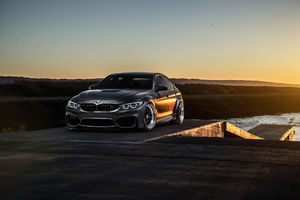 BMW M3 Sport Wallpaper