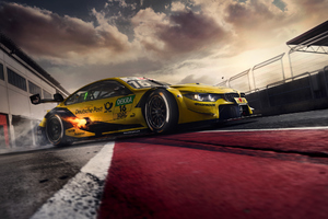 BMW M4 DTM Wallpaper