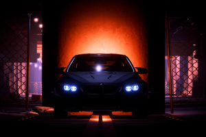 Bmw Need For Speed 4k