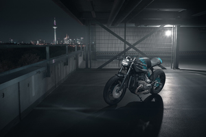 BMW R80 MONOLEVER Wallpaper