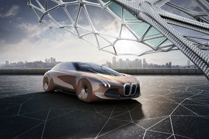 Bmw Vision Concept Car Wallpaper
