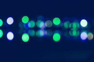 Bokeh Light Effect 4k Wallpaper