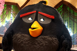 Bomb In The Angry Birds Movie