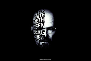 Breaking Bad Typography