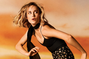Brie Larson The Hollywood Reporter 2019 5k Wallpaper