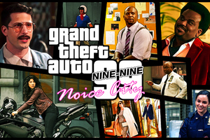 Brooklyn Nine Nine Gta 5 Wallpaper