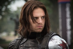 Bucky Captain America Civil War Wallpaper