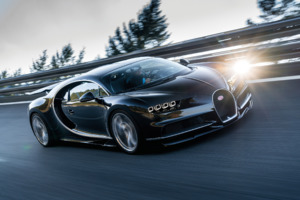 Bugatti Chiron Super Car