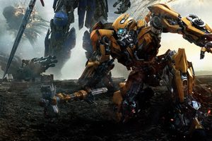 Bumblebbe Transformers The Last Knight