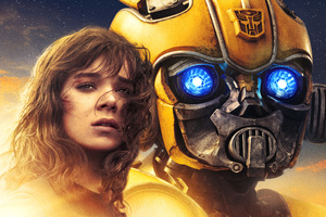Bumblebee Movie 2018 5k Wallpaper