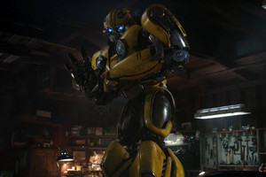 Bumblebee Movie 4k 2018