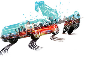 Burnout Paradise 8k Wallpaper