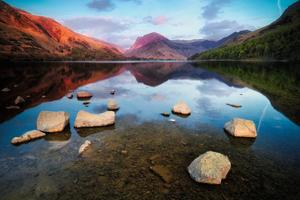 Buttermere England Lake Wallpaper
