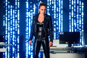 Caity Lotz As Sara In Legends of Tomorrow