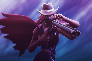 Calamity Fortnite Season 6 4K 2018 Wallpaper