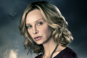 Calista Kay Flockhart In Supergirl
