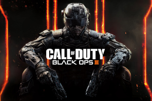 Call of Duty Black Ops 3 Games Wallpaper